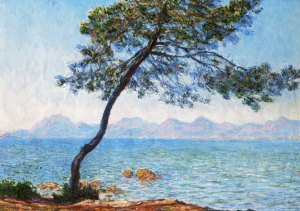 Monet- Cap d´Antibes