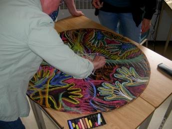 mandala paint