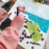 pintura nens imaginART paisatge (3)